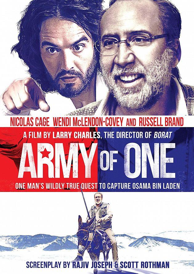 Galerie von Army of One - Ein Mann auf göttlicher Mission