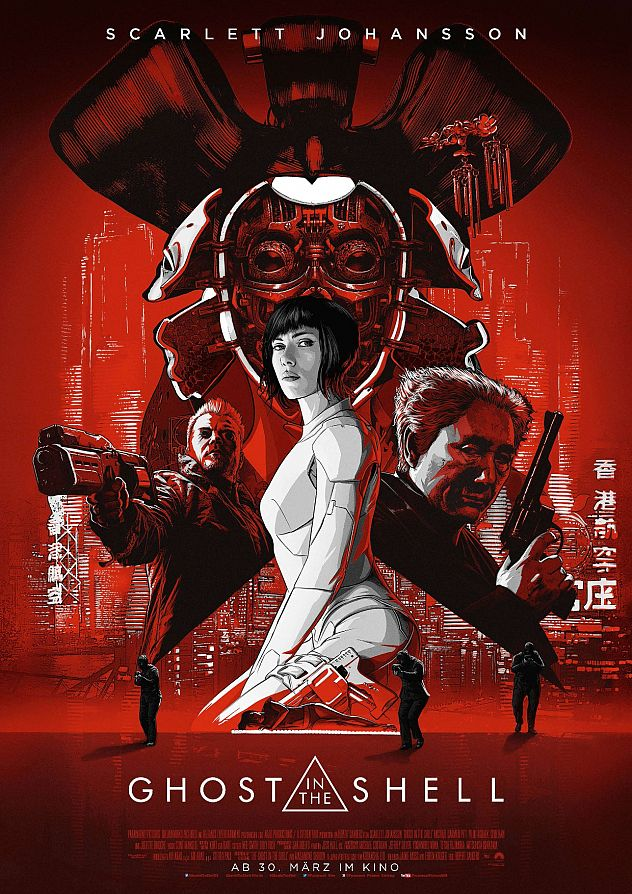 Galerie von Ghost in the Shell
