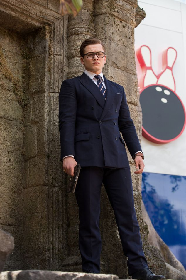 Bild zu Kingsman - The Golden Circle