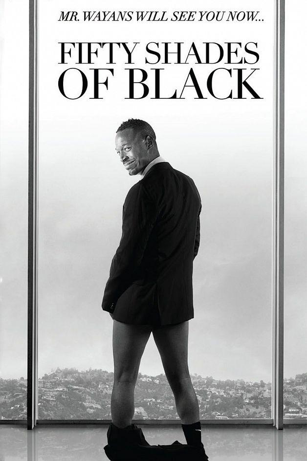Bild zu Fifty Shades of Black - Gefährliche Hiebe