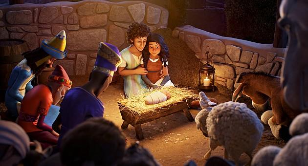 Bild zu Bo und der Weihnachtsstern