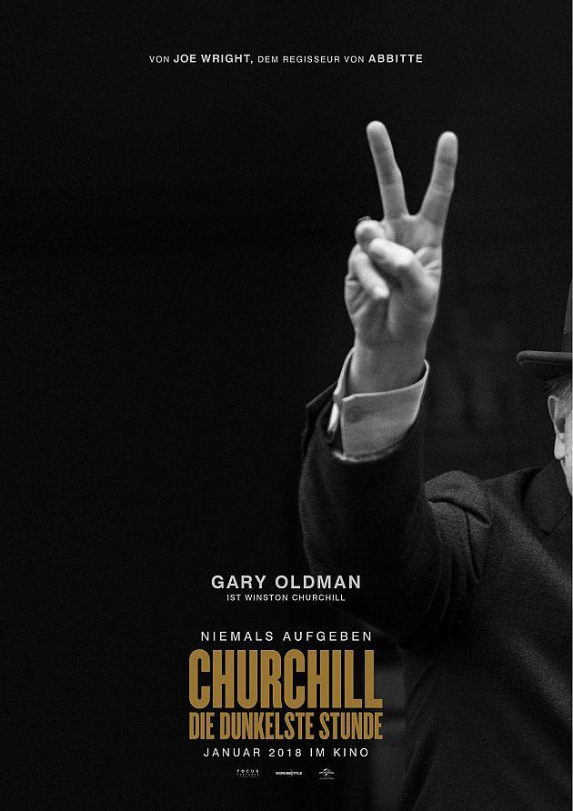Galerie von Churchill - Die dunkelste Stunde