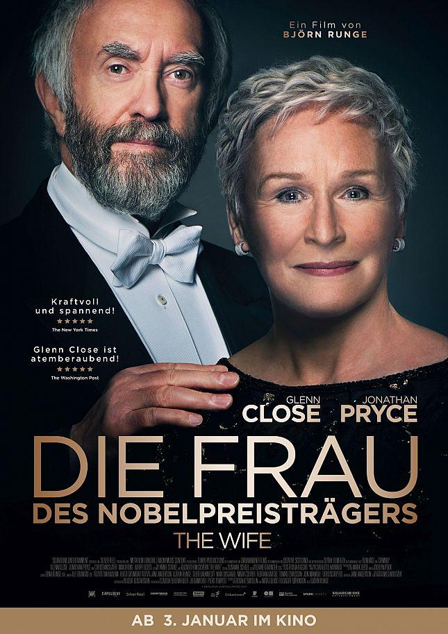 Bild zu Die Frau des Nobelpreisträgers