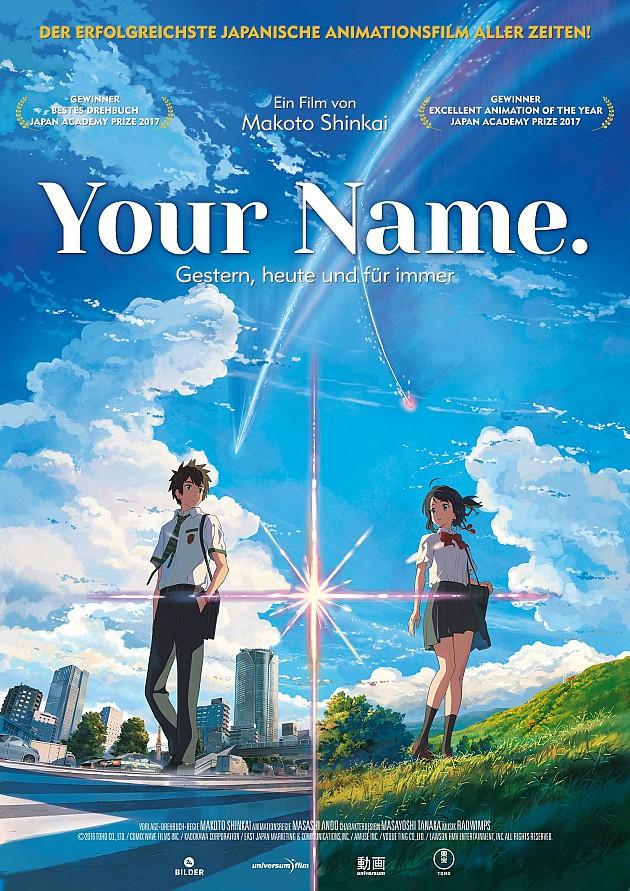 Galerie von Your Name. - Gestern, heute und für immer