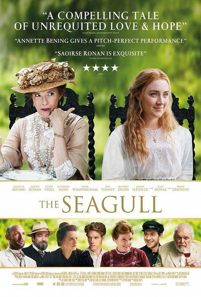 Bild zu The Seagull - Eine unerhörte Liebe