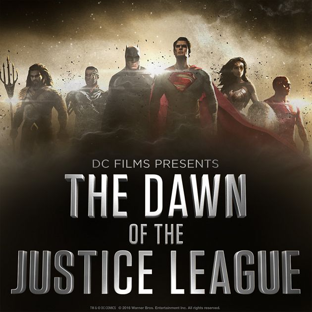 Bilder zu Justice League