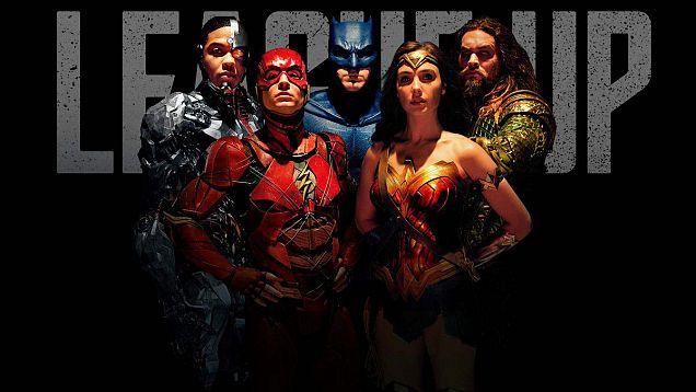 Galerie von Justice League