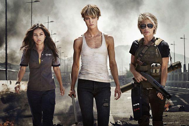 Bild zu Terminator 6 - Dark Fate