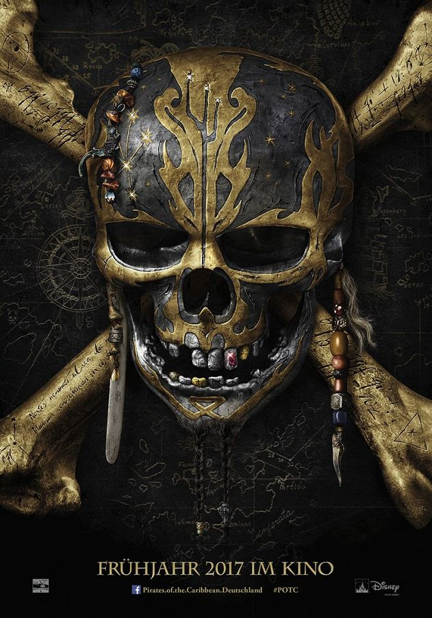Galerie von Pirates of the Caribbean 5 - Salazars Rache