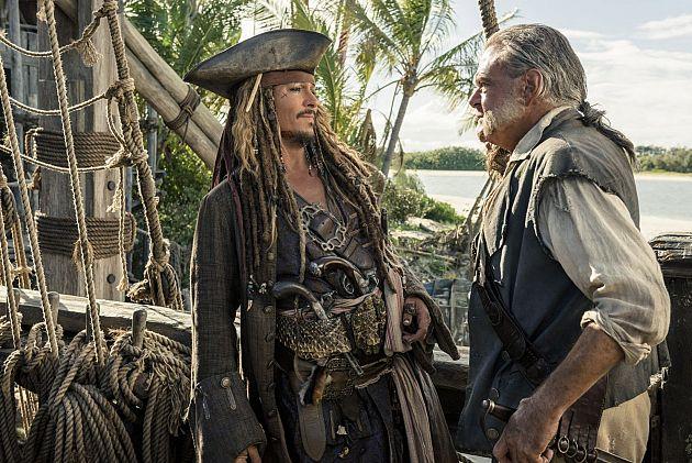 Bild zu Pirates of the Caribbean - Salazars Rache