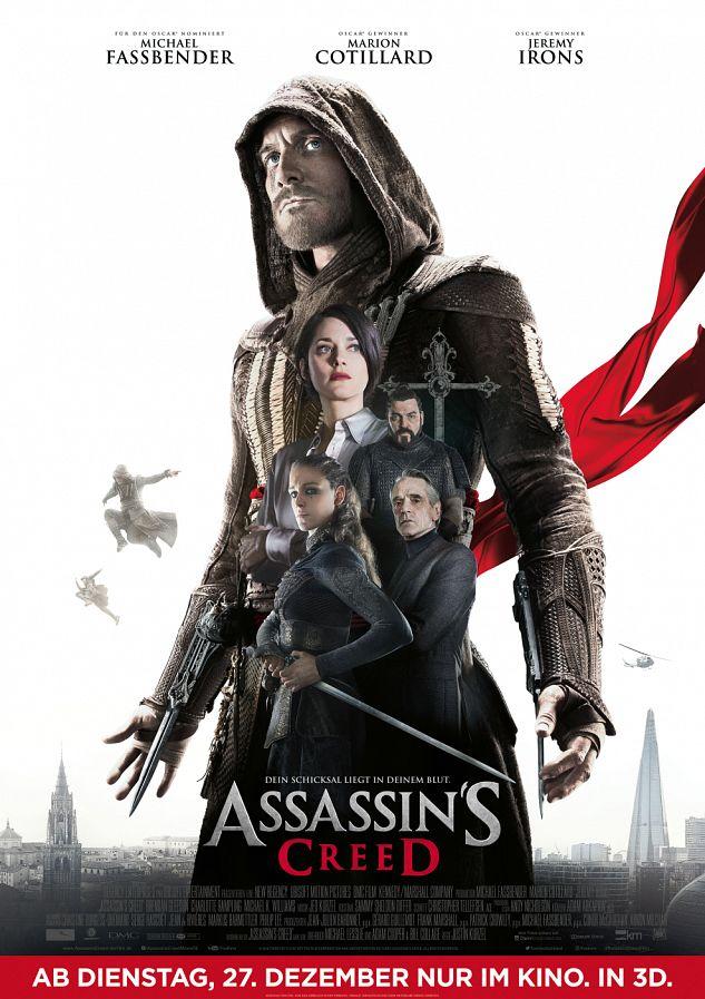 Galerie von Assassins Creed