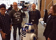 "Filmgalerie zu ""Star Wars - Episode VII"""