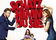 """Filmgalerie zu """"Schatz, nimm du sie!"""""""