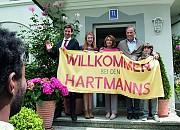 Bild zu Willkommen bei den Hartmanns