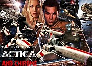 "Filmgalerie zu ""Battlestar Galactica - Blood & Chrome"""