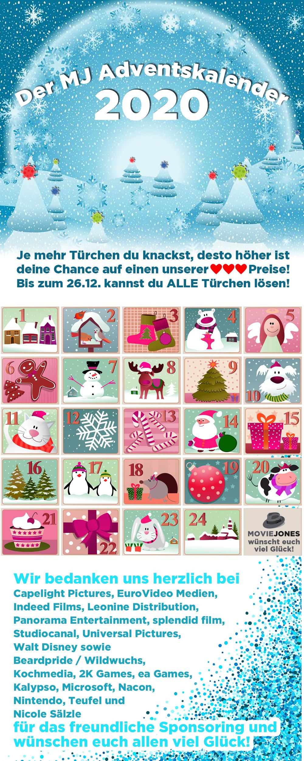 Weihnachtskalender 2020